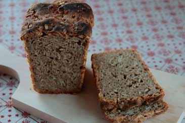 бездрожжевой хлеб домашний хлеб закваска хлеб фото ТРАВАРТ travart.ru