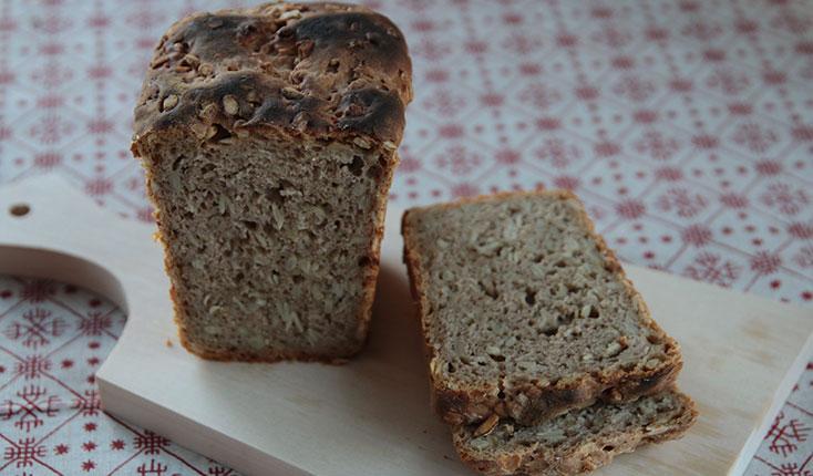 Введение в домашний бездрожжевой хлеб
