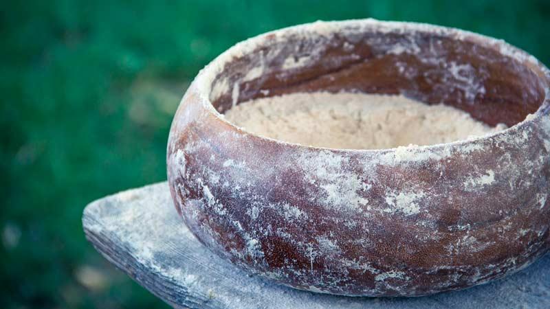 Рецепт закваски для бездрожжевого хлеба