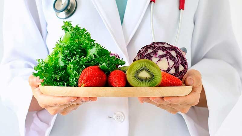 Лечение едой