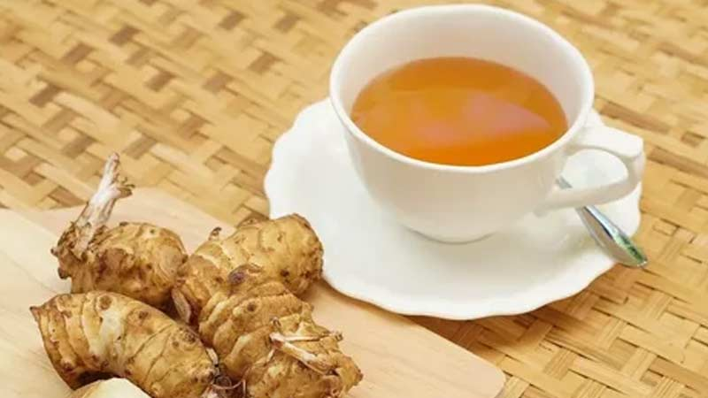 чай из топинамбура Траарт travart.ru