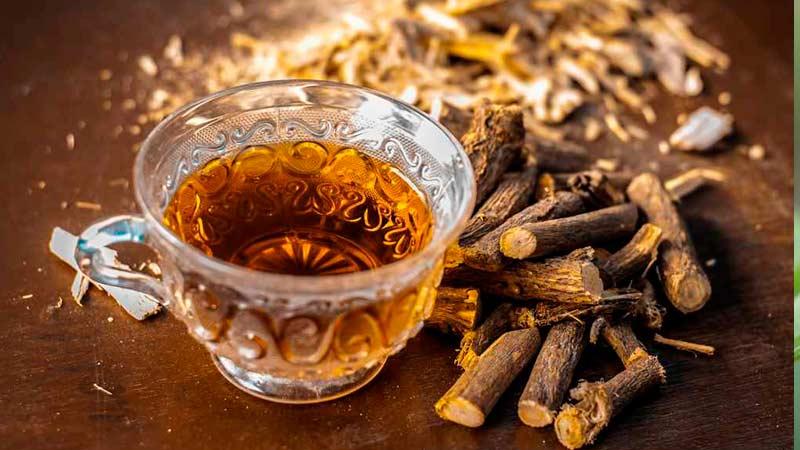 Чай с солодкой travart/ru