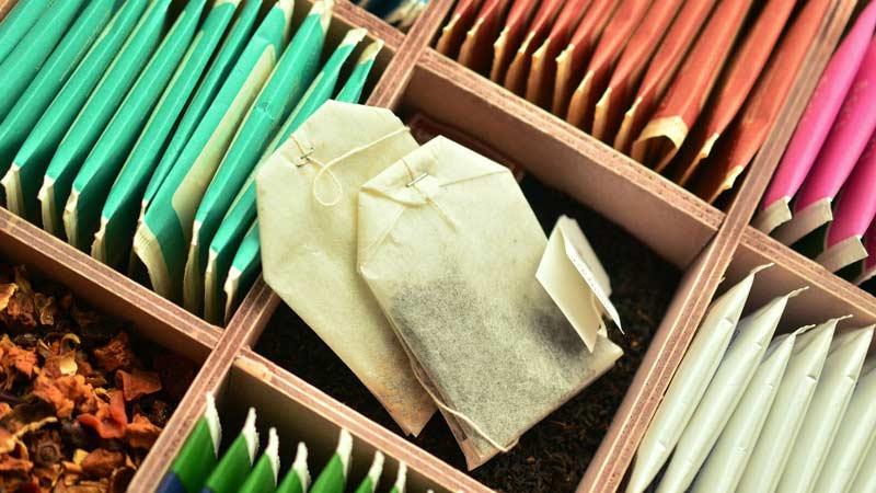 Чай в пакетике Траварт travart.ru