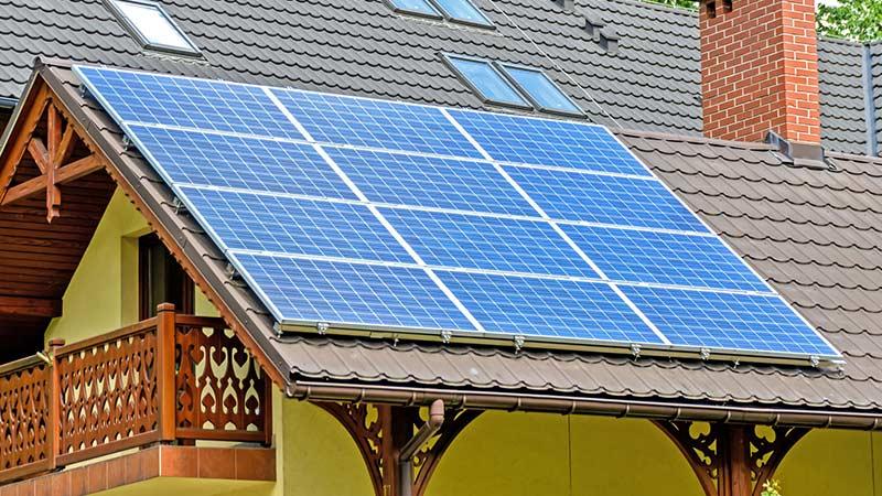 Что такое солнечная панель?