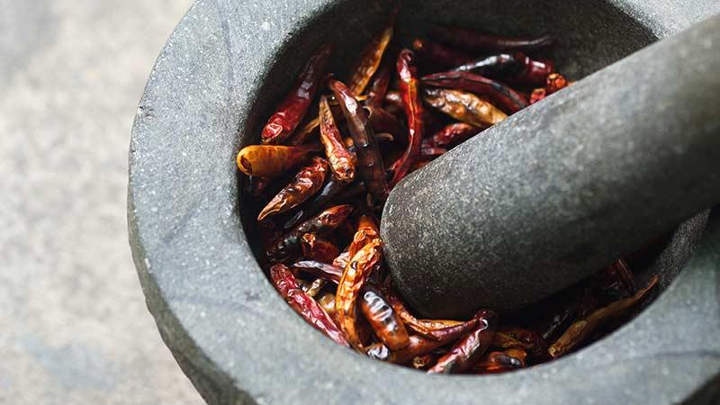сушеный кайенский перец