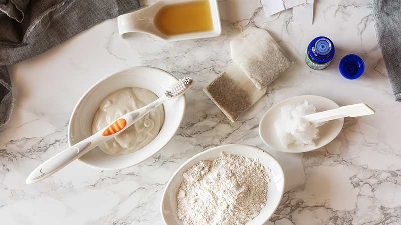 рецепт зубной пасты