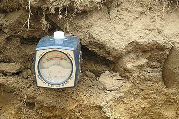 Кислотность почвы PH