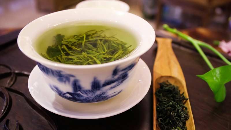 китайский чай Траварт travart.ru
