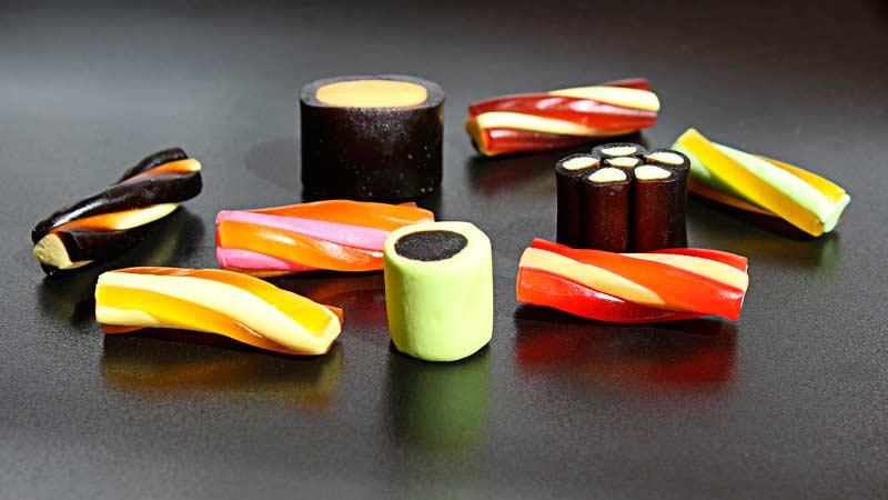 Лакрица конфеты Траварт