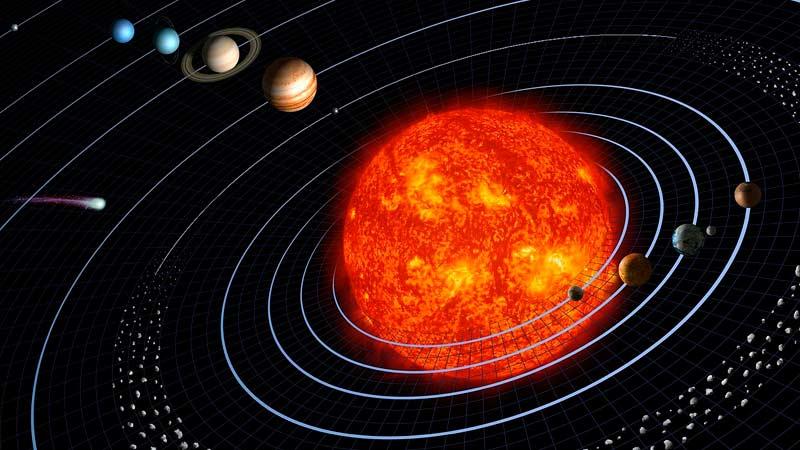 Планеты солнечной системы ТРАВАРТ