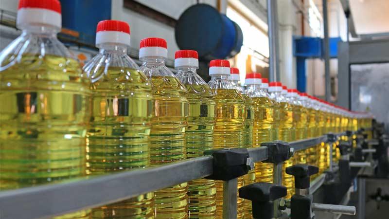 как производят растительное масло