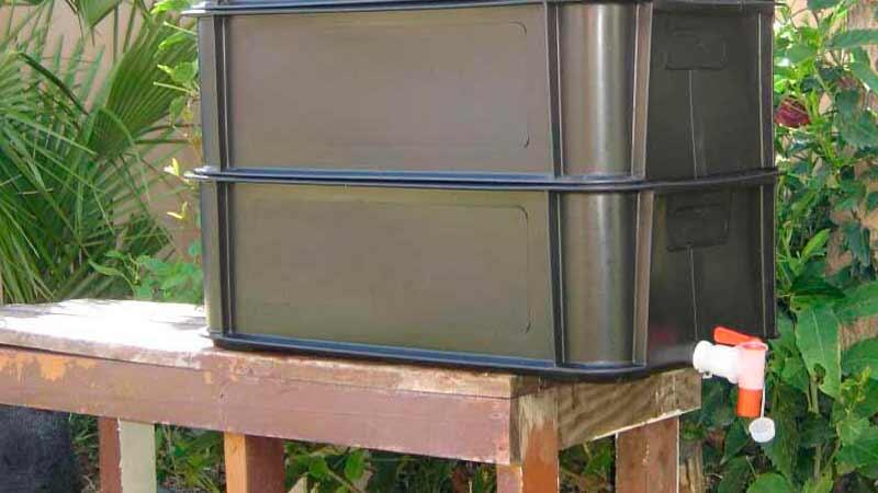 домашня вермещерма для производства биогумуса и вермичая