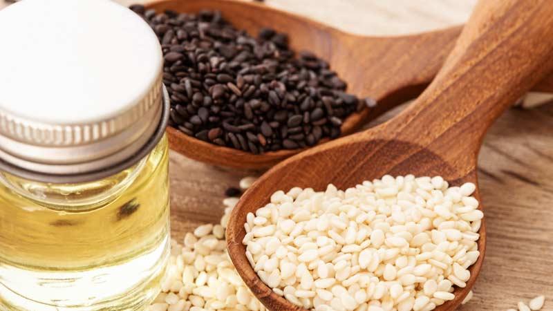 Польза для здоровья семян кунжута и их пищевая ценность