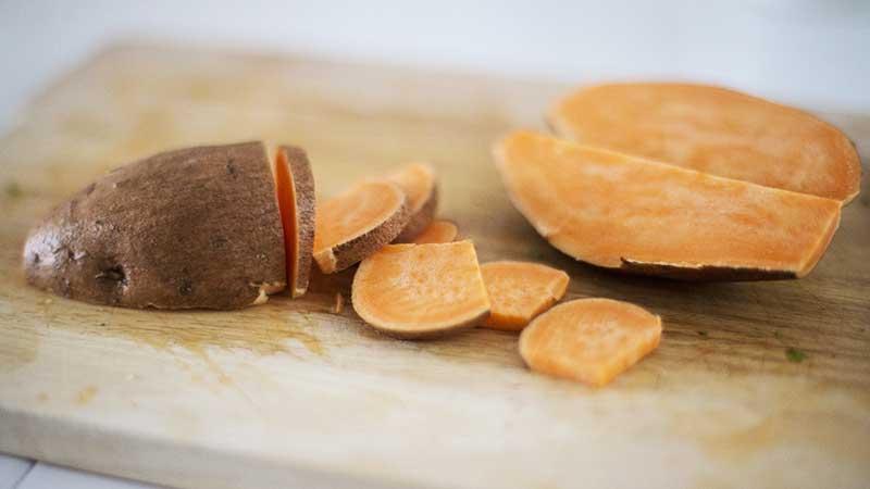 Почему нужно есть сладкий картофель