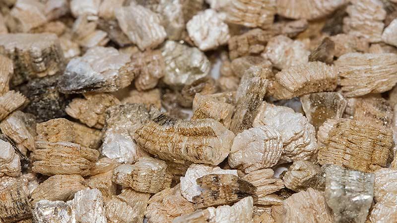 Вермикулит - способ улучшить почву