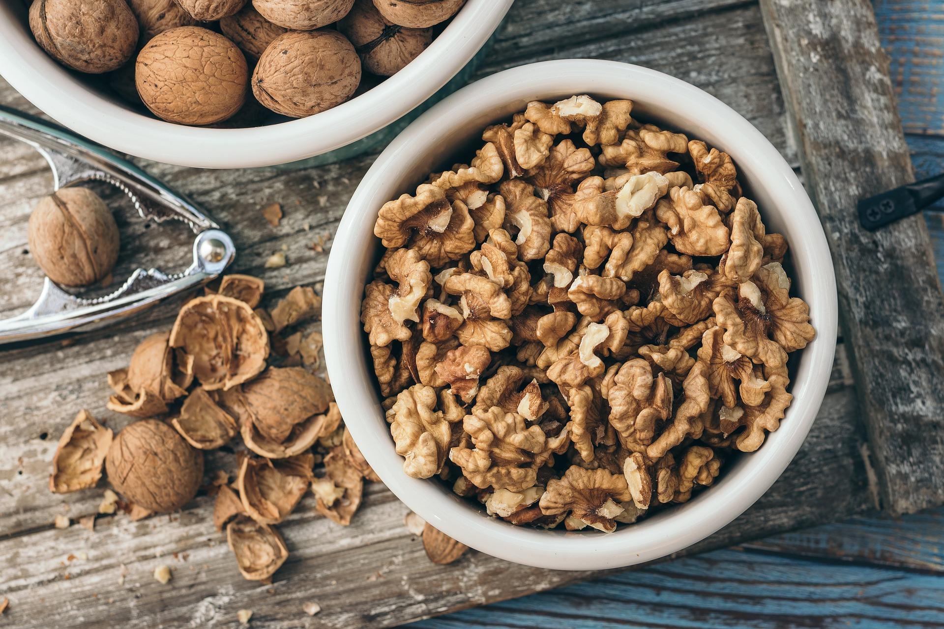 Рецепты с грецким орехом