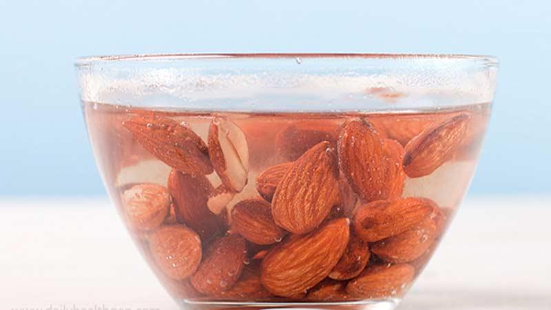 как замачивать орехи
