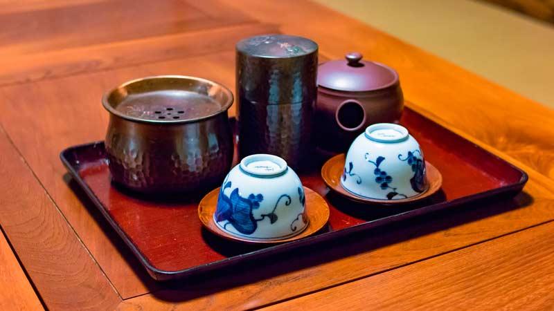 зеленый чай успокаивающий
