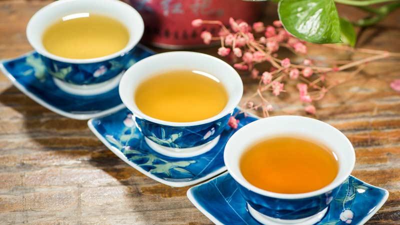 Зеленый чай и черный чай Траварт travart.ru